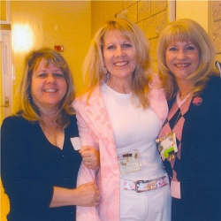 Sandra Paul, Gillian Doyle, Mindy Neff - Feb 2005