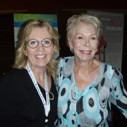Louise Hay & Gillian Doyle